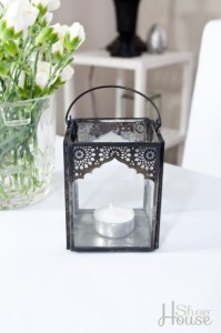 Etty Tealight Holder lampion
