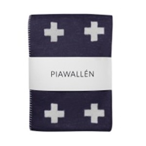 KOC PIAWALLEN NAVY Cross Blanket